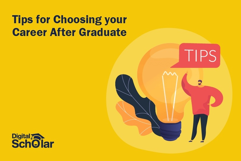 Tips For Choosing Your Career After Graduation