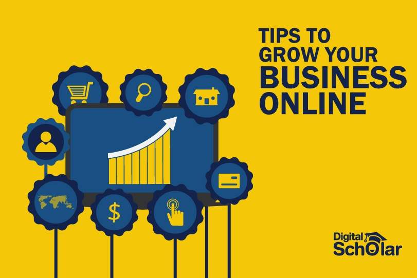 Tips To Grow Your Business Online