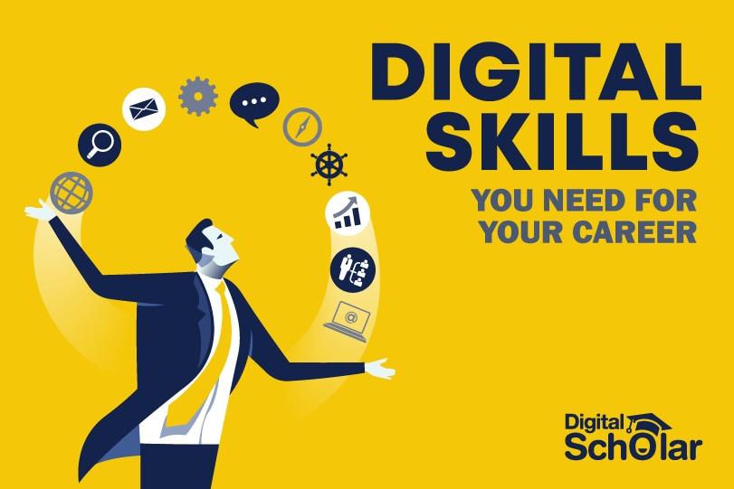 digital Skills for digital marketing career