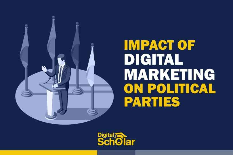 Digital Marketing on Potical parties