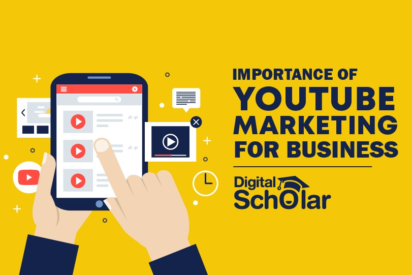 Importance of Youtube for Business Marketing