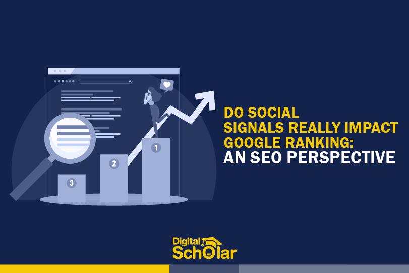 Do Social Signals Impact Google Ranking: An Seo Perspective