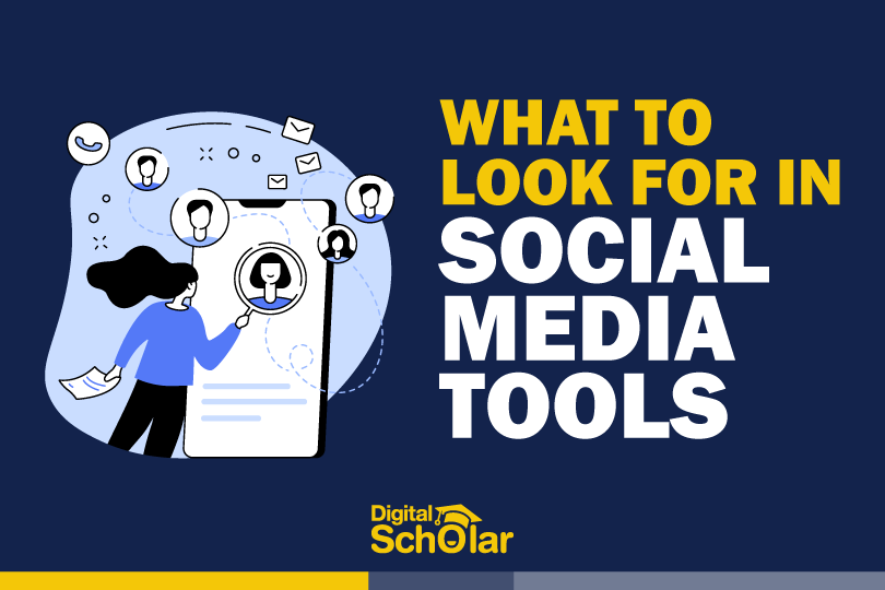 what to look for in social media tools
