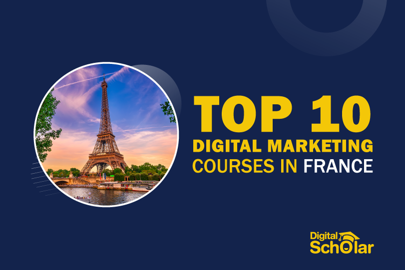 digital marketing courses in france